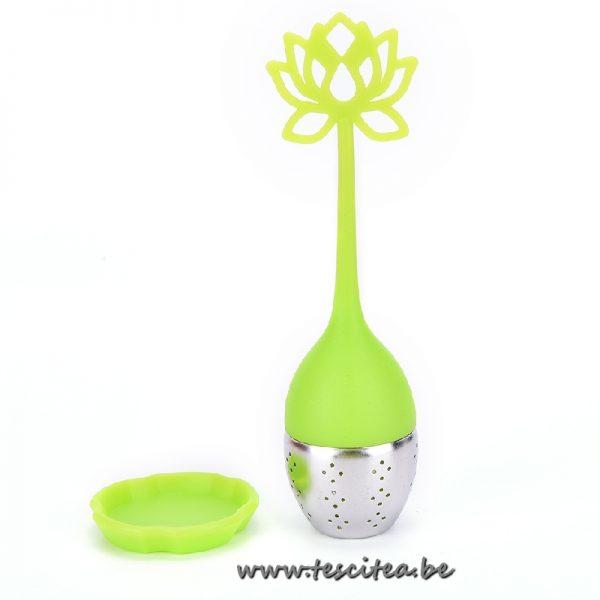 Theezeef lotus - groen