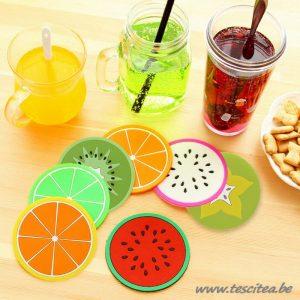 Onderzettertje Fruity Mix