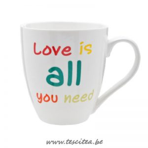 Tas Love is all you need